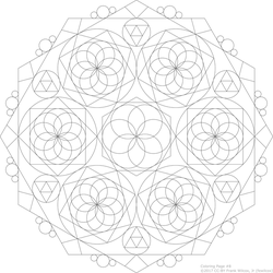 Coloring Page #8 by fewilcox