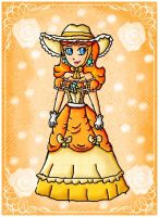 southern belle daisy by ninpeachlover