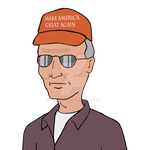 Dale Gribble 2017 by Chiracy