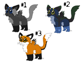 Trico Design Auction [CLOSED] by Eevee33