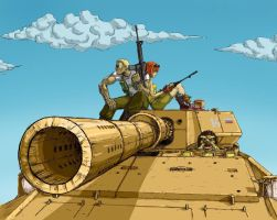 tank by Flick-the-Thief