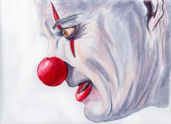 Twisty the Clown by mayhemcamaro