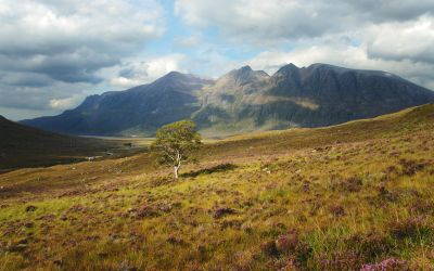 An Teallach, Highlands, Scotland by younghappy