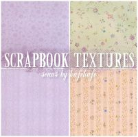 K Scrapbook Papers 02 by kafekafe