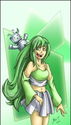 AT-Khorene-Chayne and Z by Everyday-Grind-Comic