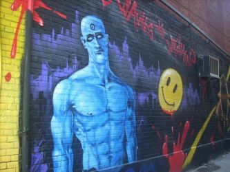 watchmen by BackInHell15