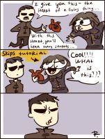 Dishonored, doodles 12 by Ayej