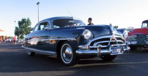 Hudson Hornet by AnaxImperator