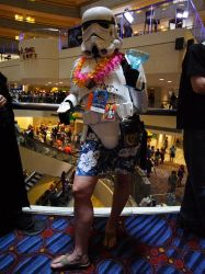 ParrotTrooper DragonCon 2013 by thesuper