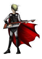 Benatar as thor by Zommbay
