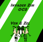 Invader Zim Oc by XxXPixelPerfectXxX