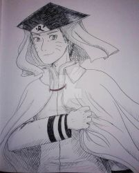 Naruto Sketch by Hero-of-Awesome