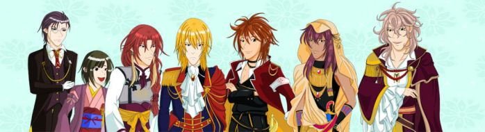 The Princes by SailorFrill