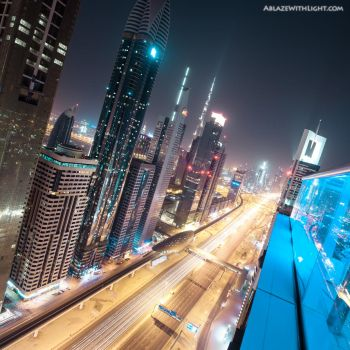 The Future is Now by VerticalDubai