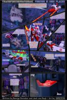 Friends in High Places by Transformers-Mosaic