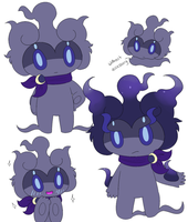 Maia the Marshadow