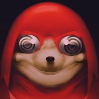UGANDAN KNUCKLES by exampleartist