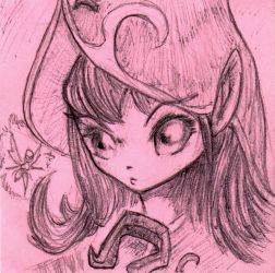 Lulu doodle by OcioProduction
