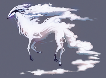 Auction: Clouds by nybird