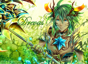 Malachite Pike Drevas Wallpaper by chalollita