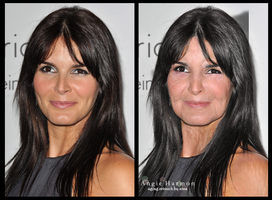 Aging Retouch by PetitNina
