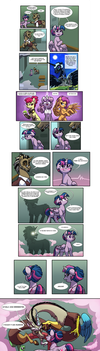 Mister Discord Part 2 by Lopoddity