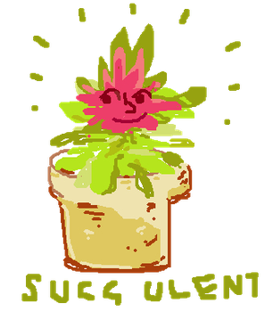 succ ulent by commodorefrog