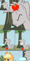 Adventure To Another World Comic. Page 4 by Spitfire-SOS