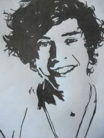 Harry Styles by merelloves1D