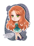 Chibi | Kaitlin Kloss by Flooks