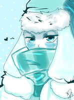 I love the cold by Esmy-cinnamonroll