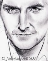 Richard Armitage - WIP by jos2507