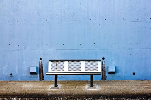 bench by s0n-et-lumiere
