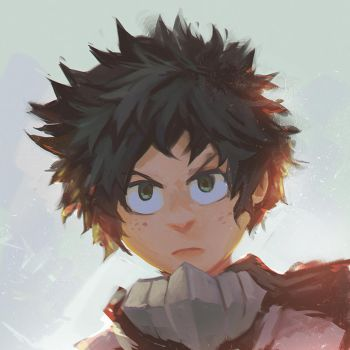 Midoriya Izuku by Pizza-Surgeon