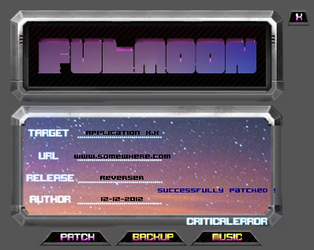 Fulmoon by CriticalE