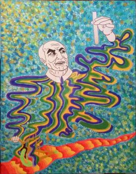 Albert Hoffman / Bicycle Day by DMisNigh