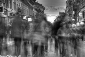 Kind of crowdy by SauleaPhotography
