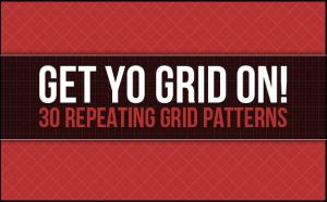 30 Repeating Grid Patterns by swiftpsd