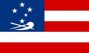 Alternate US Flags: American Samoa by rubberduck3y6
