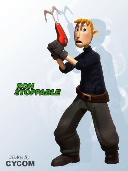 Ron stoppable by CYCOMarts