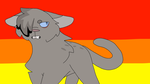 Issues Ashfur Thumbnail Contest entry (Textless) by cutewolf360