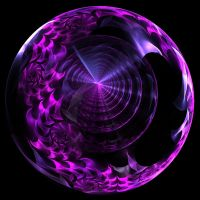 Bubble of Gamma Radiation by nightmares06