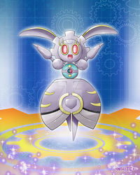 Magearna by WHITE2701
