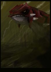Groudon Graphic Tab Paint by JoshuaDunlop