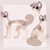 offer to adopt CLOSED (comes w/art) by guccidogg