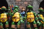 TMNT Group Shot Diorama 10 by jaredjlee
