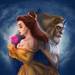 Beauty and the Beast: 2017 by daekazu