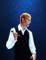 Thin White Duke by luluha