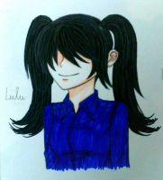 Creepypasta: Lulu by Smokertongas-arts
