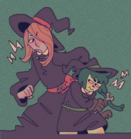 Those wacky witches by iLee-Font